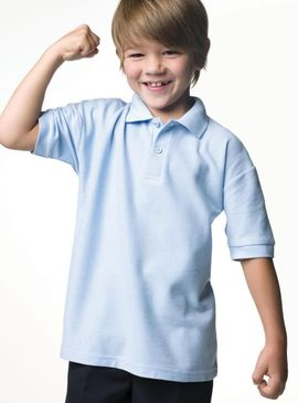 Jerzees Schoolgear Children's Polo Shirt